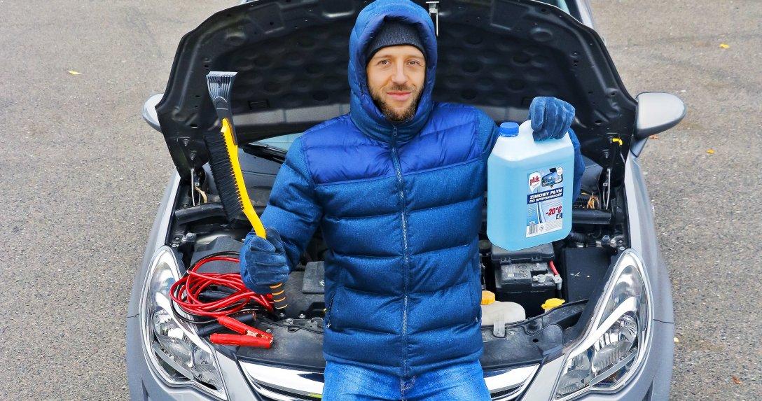 Jak ułatwić eksploatację auta zimą