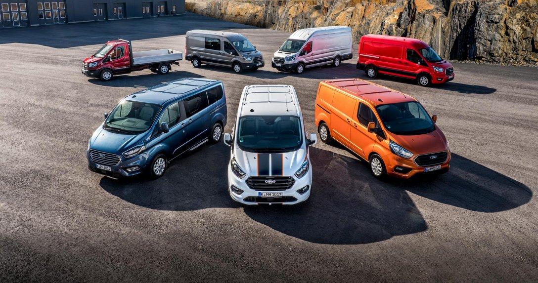 Ford dostawcze