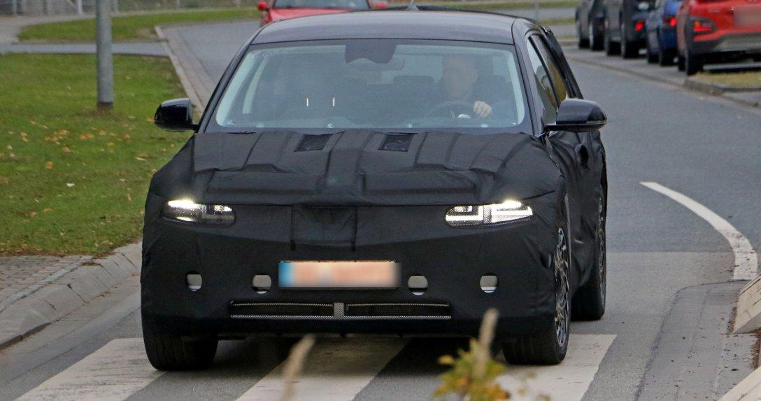 Pierwszy samochód z nowej serii – Hyundai Ioniq 5