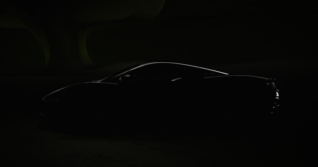 Zapowiedź nowego superauta – McLaren Artura