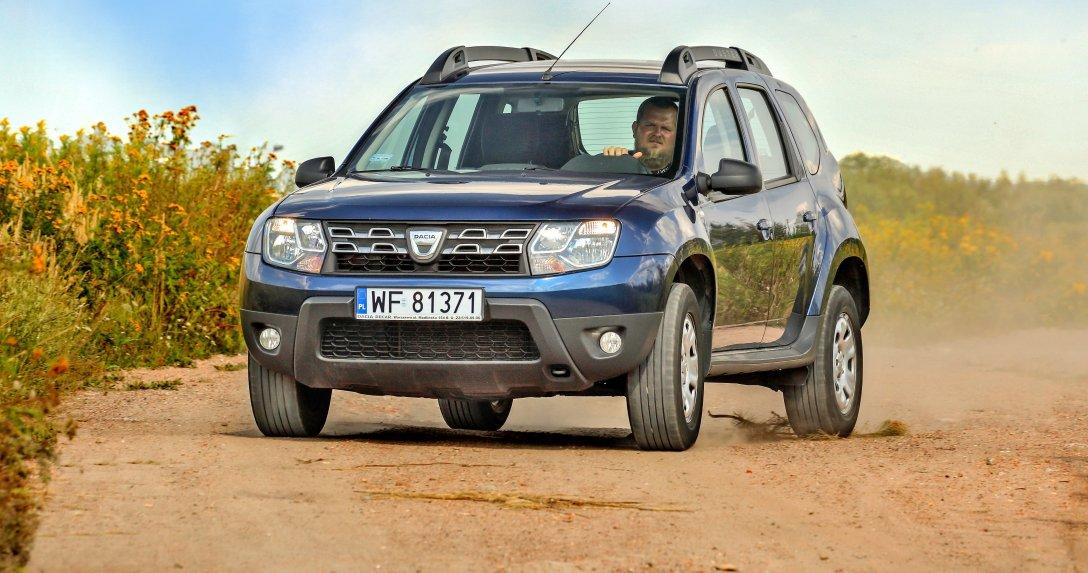 Używana Dacia Duster 1.6 SCe (2015) – test długodystansowy