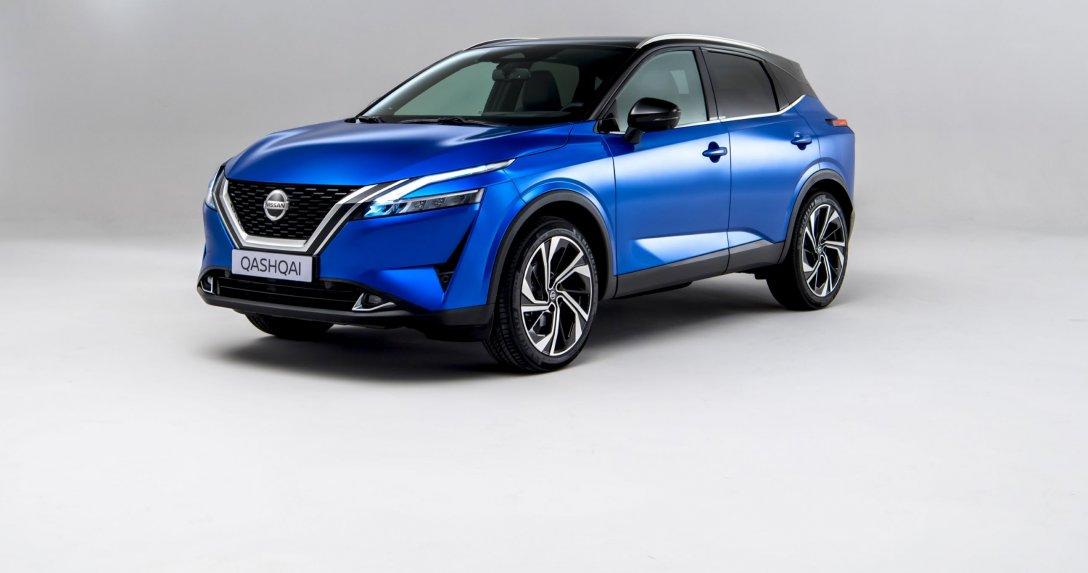 Także z napędem elektrycznym – Nissan Qashqai