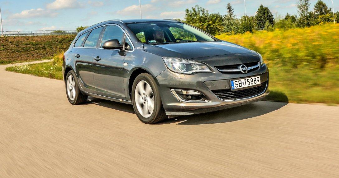Używany Opel Astra 2.0 CDTI Sports Tourer (2013) – test długodystansowy