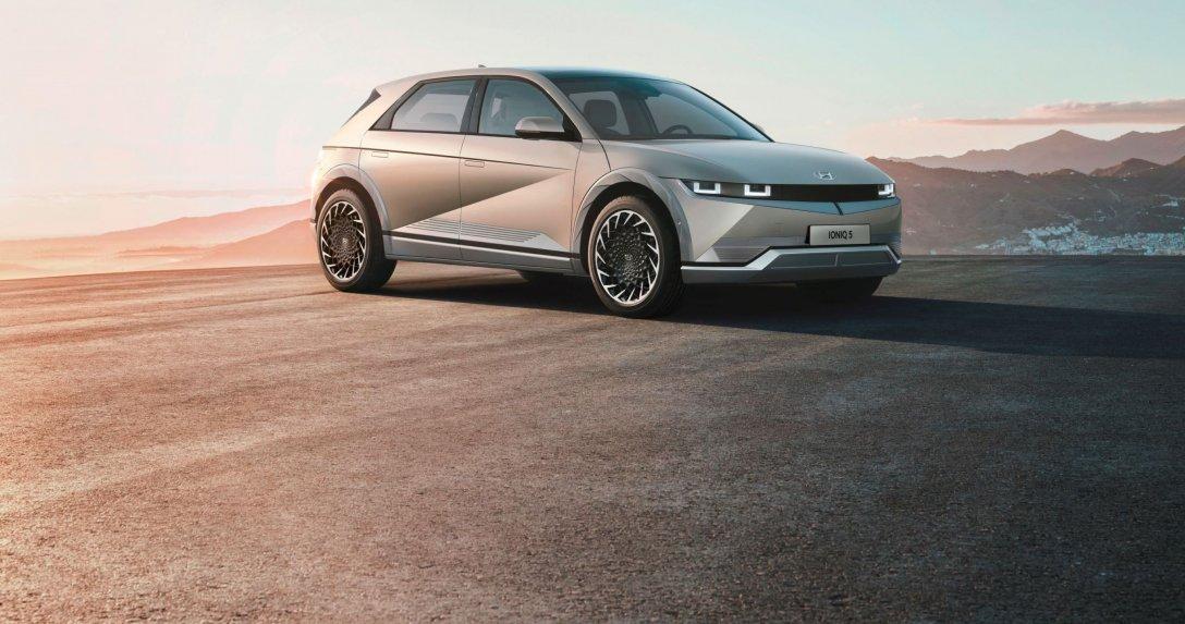 Od 0 do 100 km/h w 5,2 s – Hyundai Ioniq 5