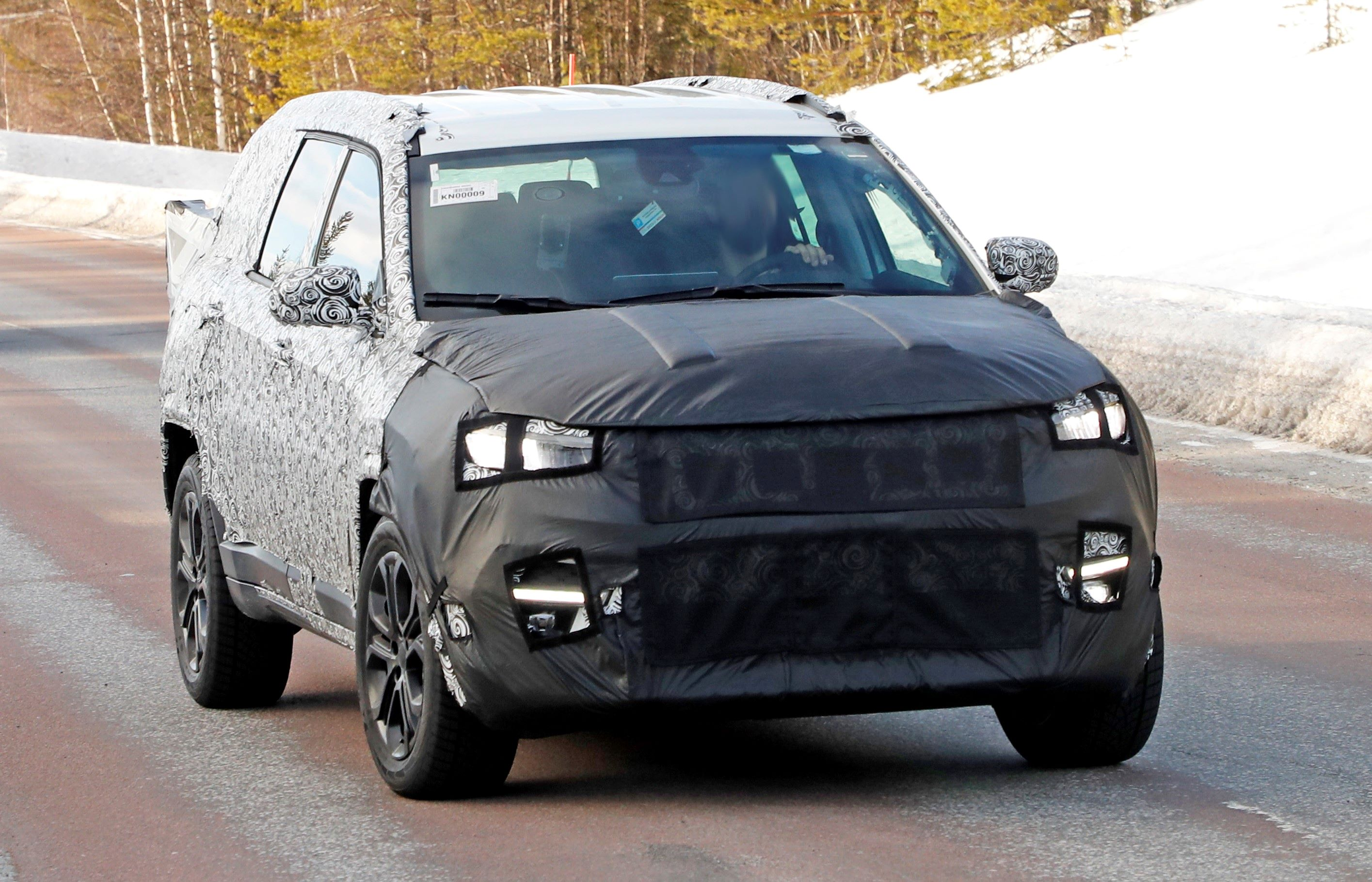 Jeep Compass based 7 seater 2