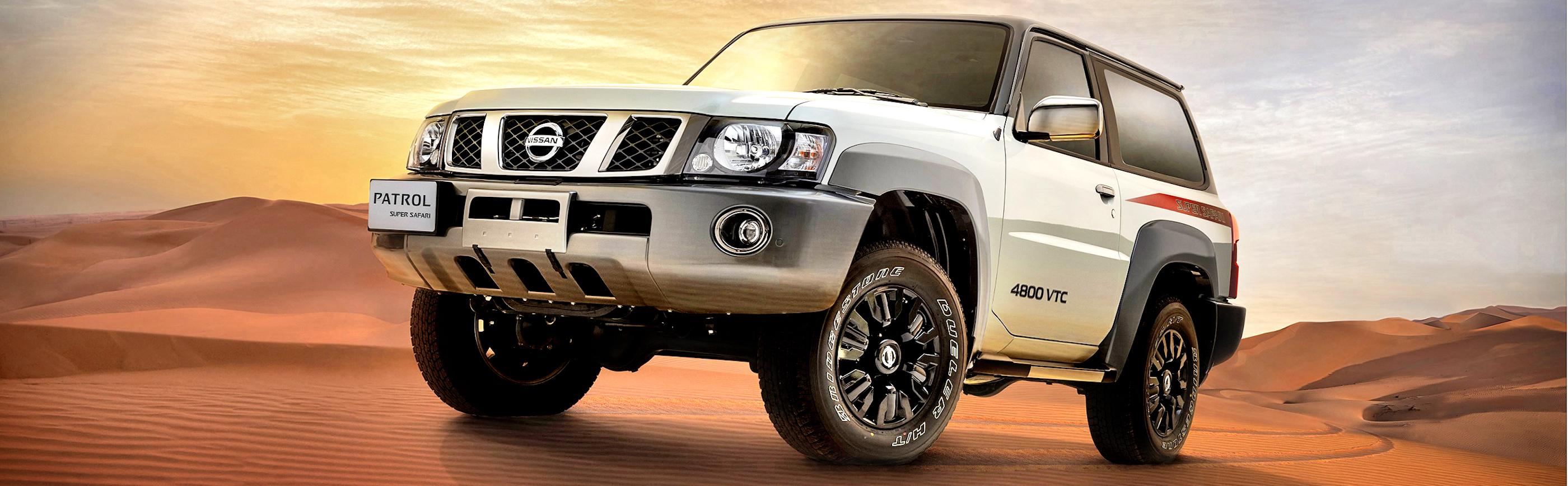 Legendary 3-door Patrol Super Safari returns to Nissan line-up-source-source