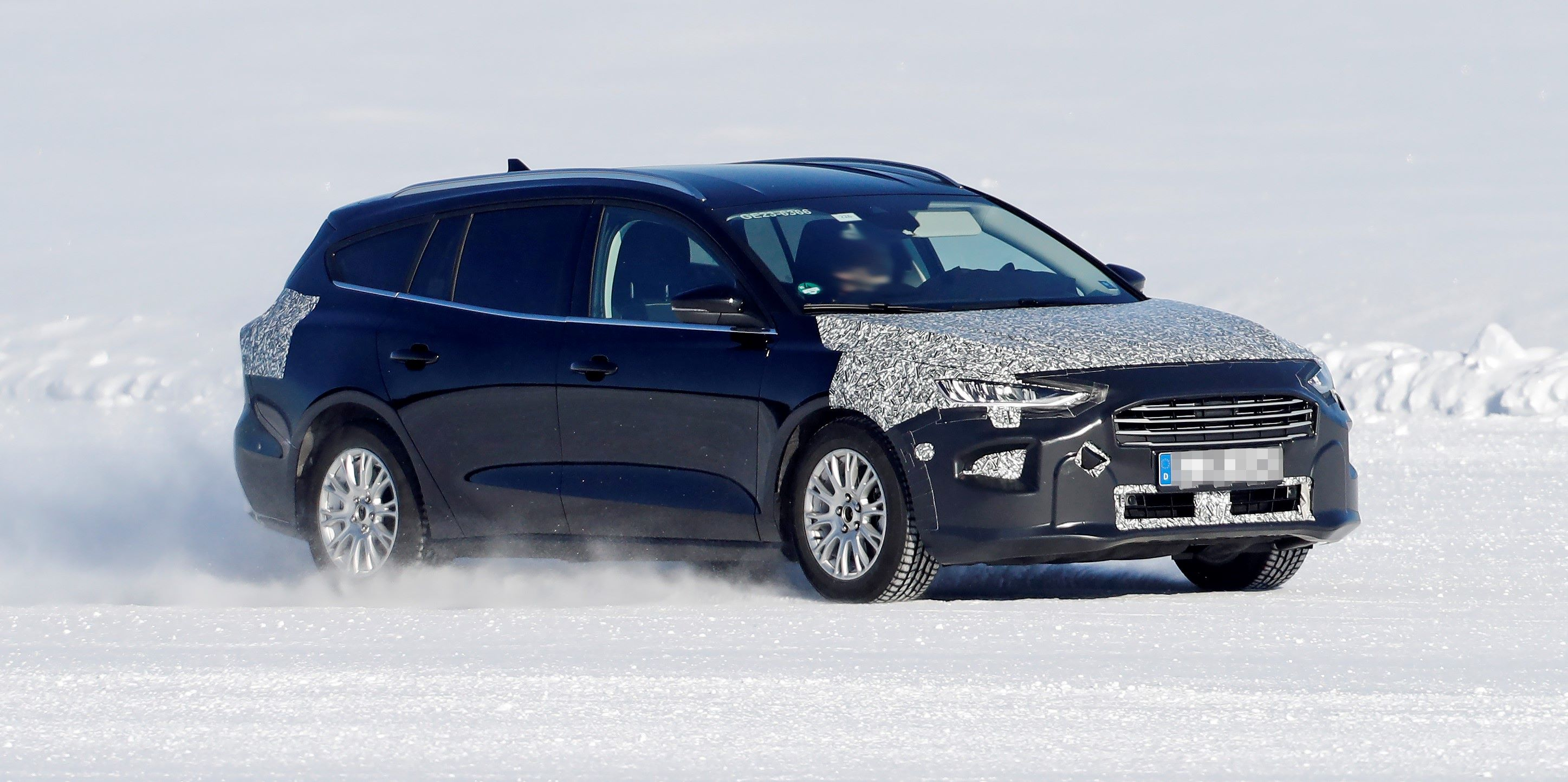 Ford Focus Wagon facelift 3
