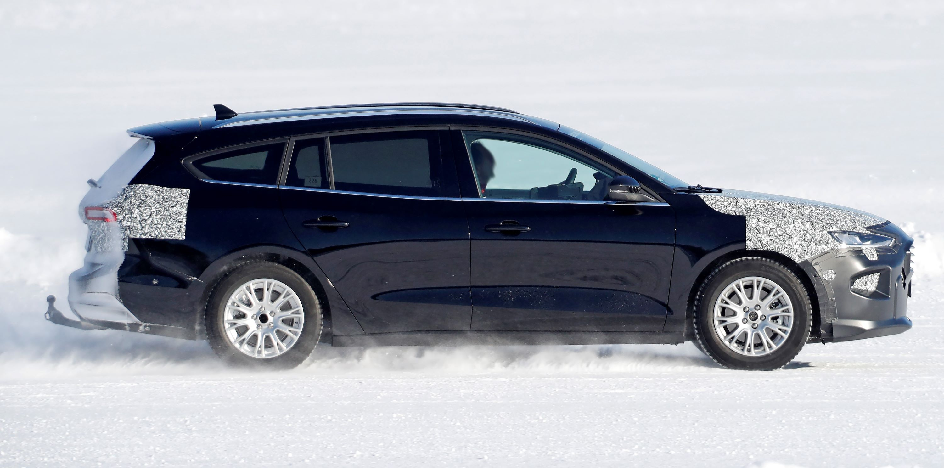 Ford Focus Wagon facelift 7