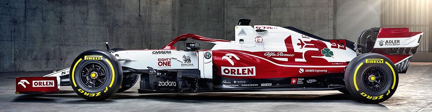 Alfa Romeo Racing ORLEN - C41 (7)