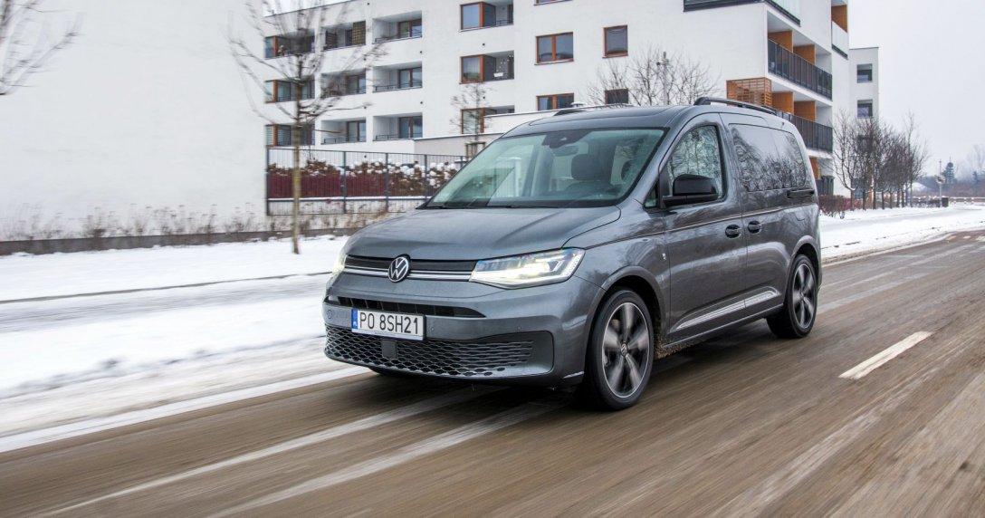Nowy VW Caddy 2.0 TDI – test