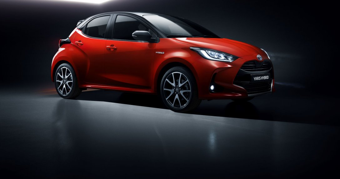 Car of the Year 2021 – Toyota Yaris
