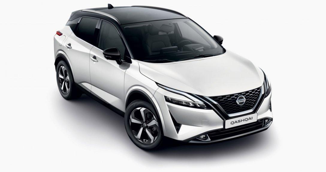 Polskie ceny Nissana Qashqaia