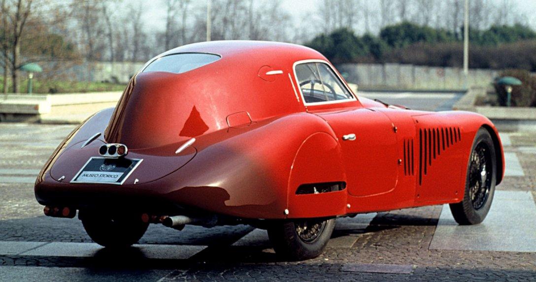 Alfa Romeo 8C kończy 90 lat