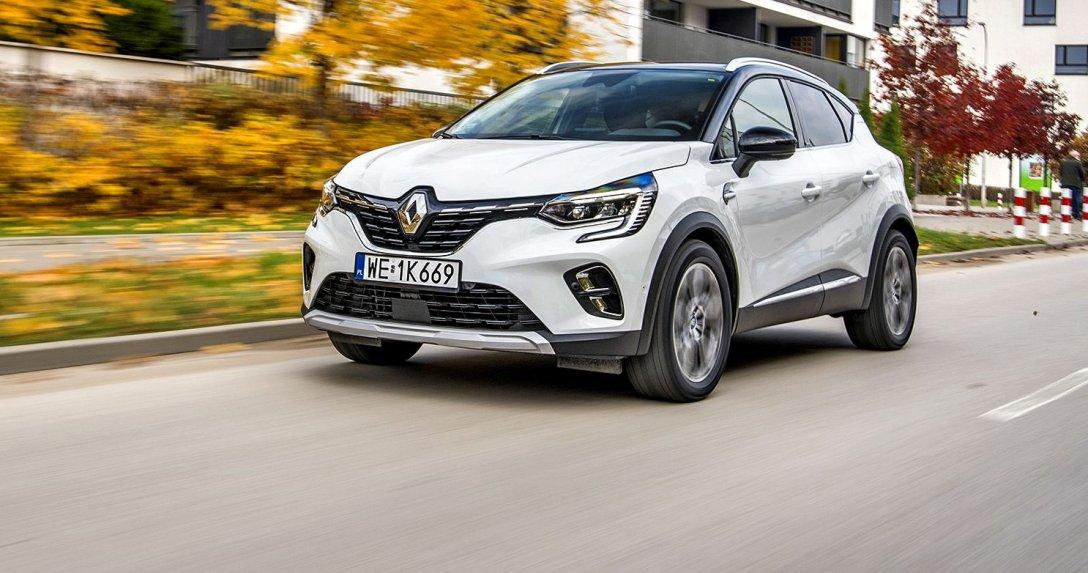 Renault Captur E-Tech 160 PHEV – test