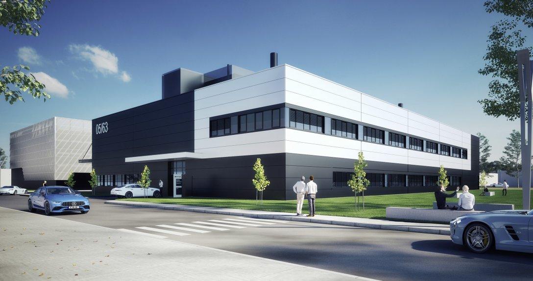 Mercedes-AMG centrum