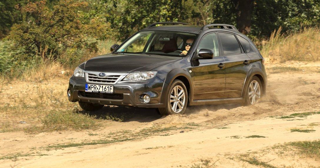 Używane Subaru Impreza XV 2.0 (2010) – test długodystansowy