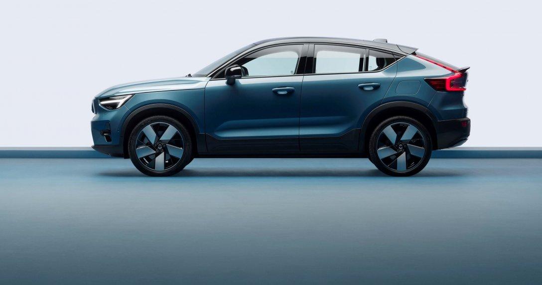 C40 to nie wszystko. Ujawniamy sensacyjne plany Volvo