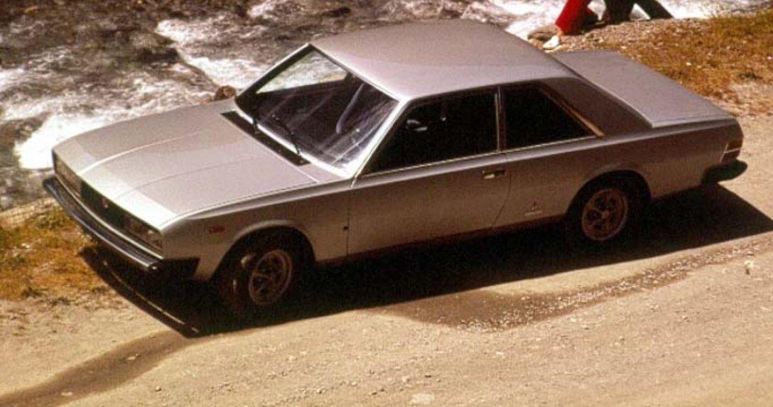 Ostatnie coupe klasy wyższej Fiata debiutowało 50 lat temu