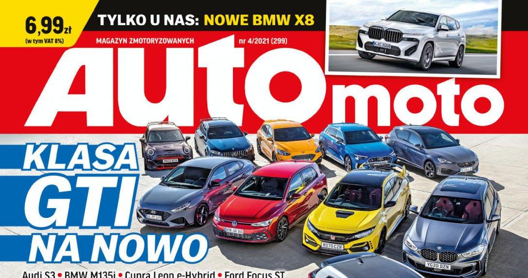 """""""Auto Moto"""" 4/2021 – zapowiedź numeru"""