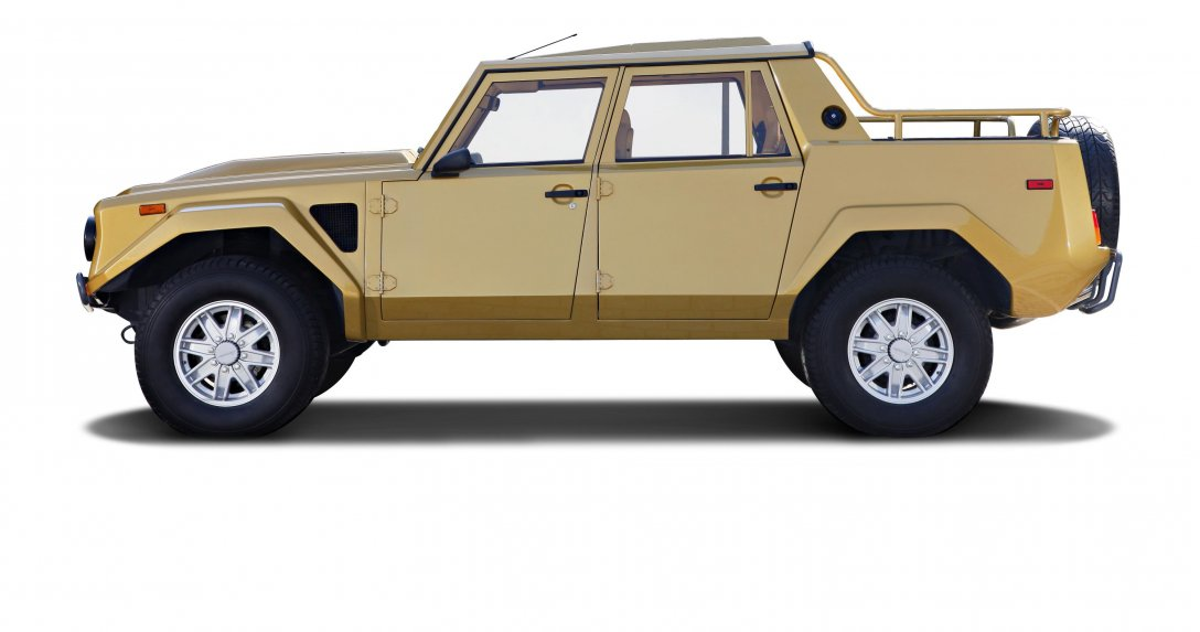 Mija 35 lat od debiutu pierwszego SUV-a Lamborghini