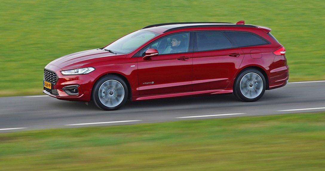 W marcu 2022 r. Ford zakończy produkcję Mondeo