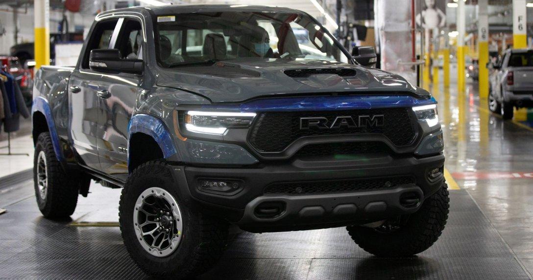 702-konny Ram sprzedany na aukcji za 410 tys. dolarów