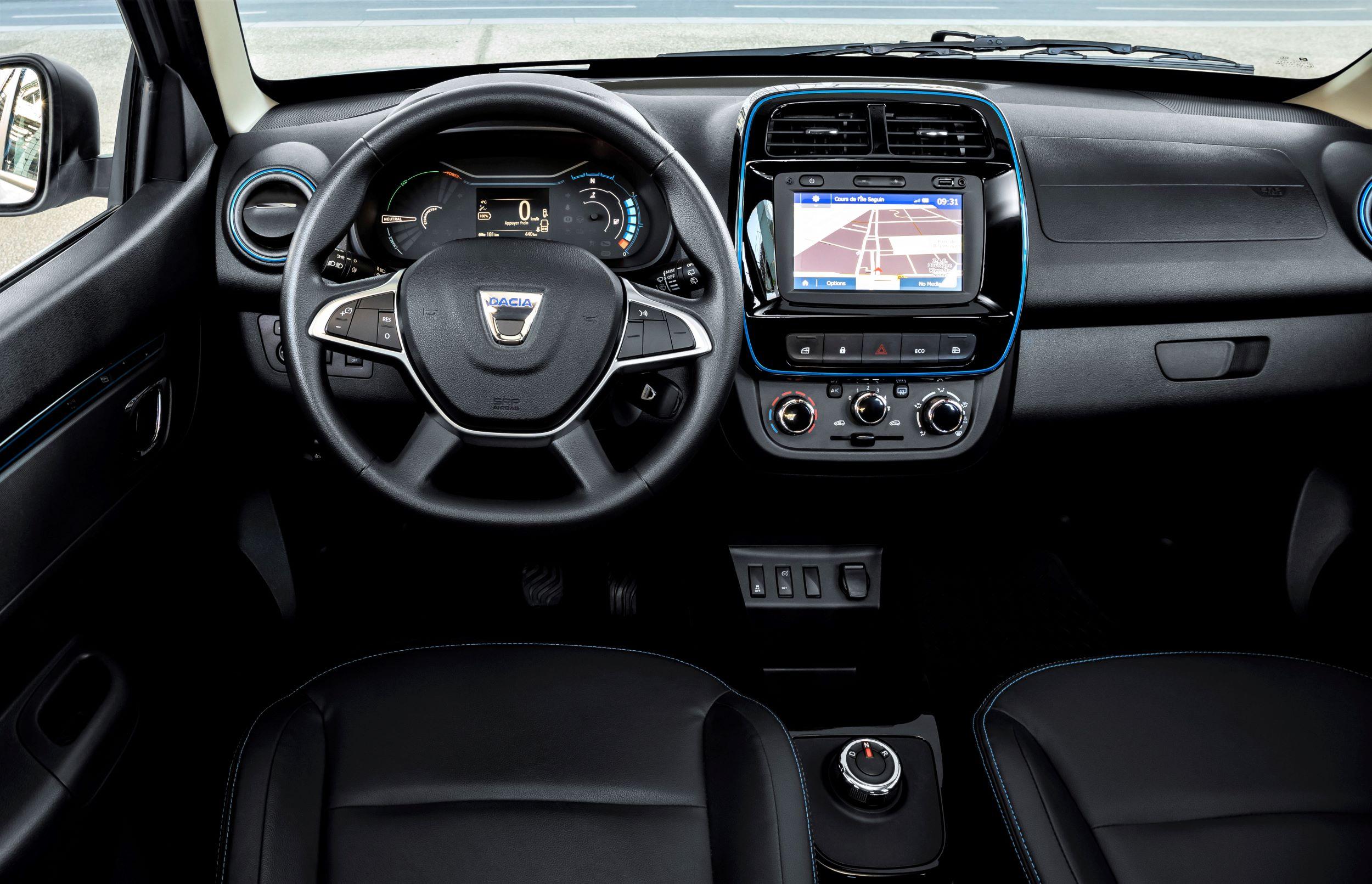 2021 - New Dacia Spring(1)