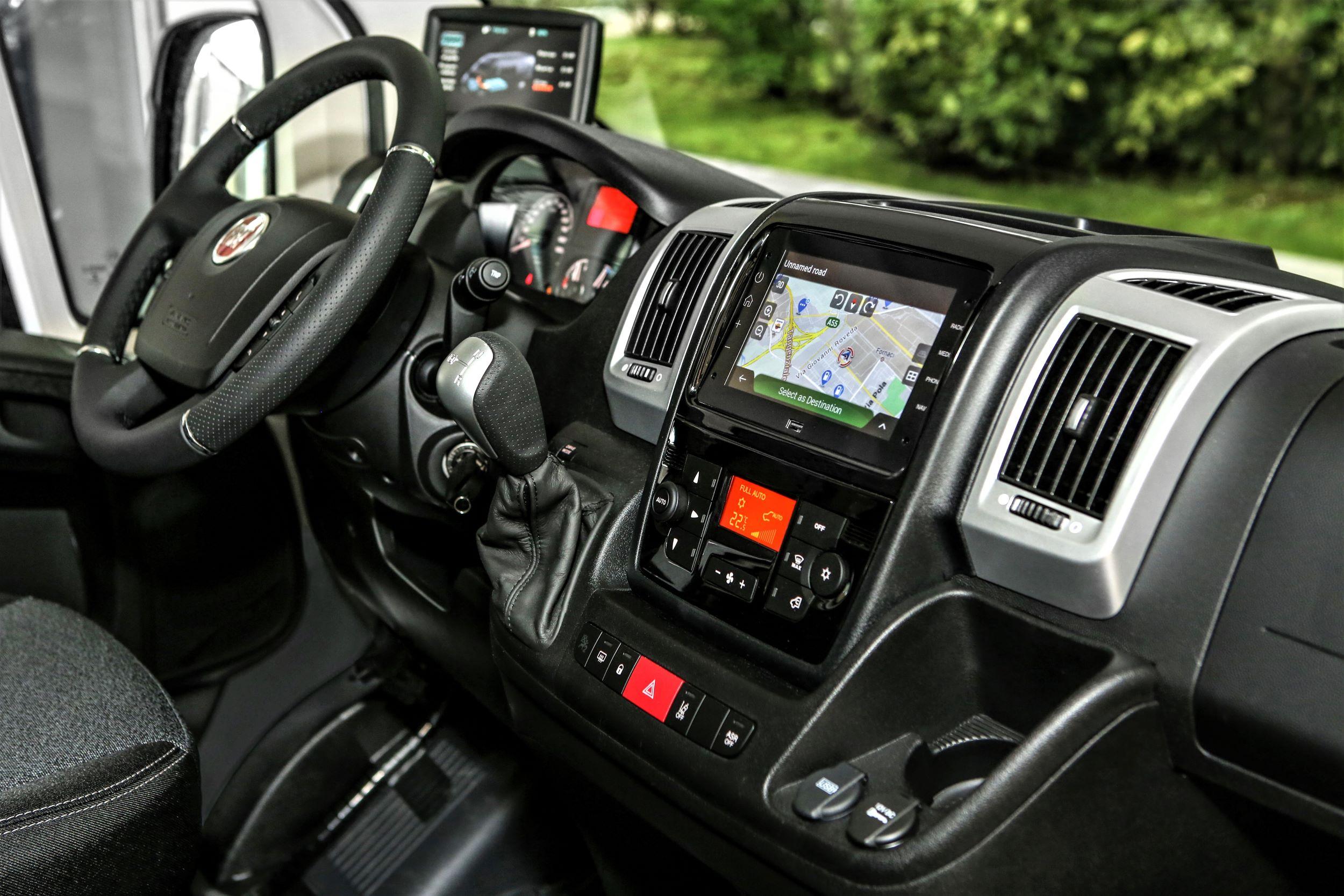 E-Ducato interiors (10)