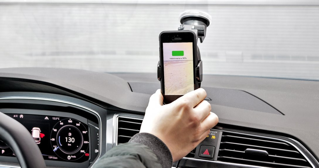 Indukcyjne ładowarki komórek w autach używanych