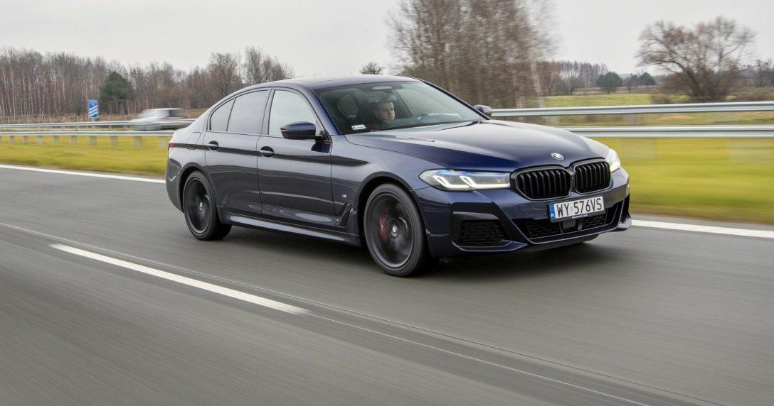 BMW 540d xDrive – test