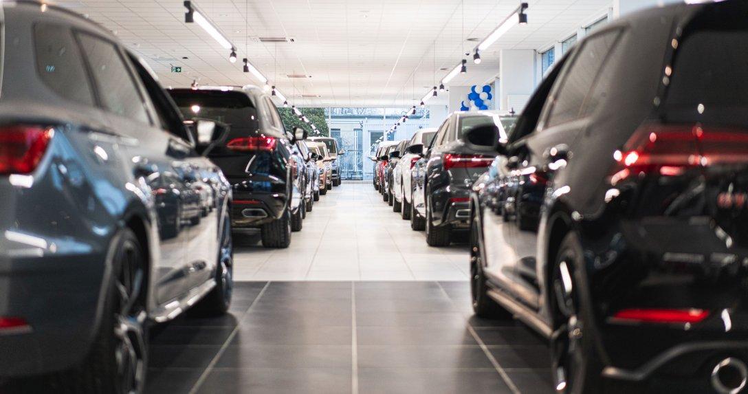 Volkswagen salon