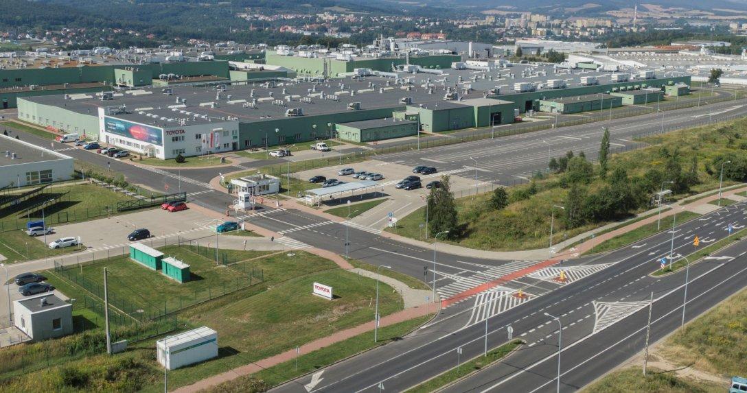Toyota fabryka Wałbrzych