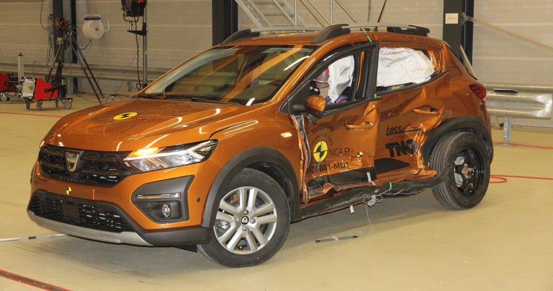 crash test Euro NCAP