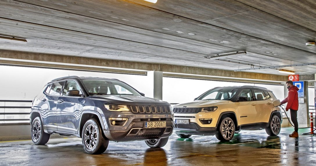 Jeep Compass 4xe – test
