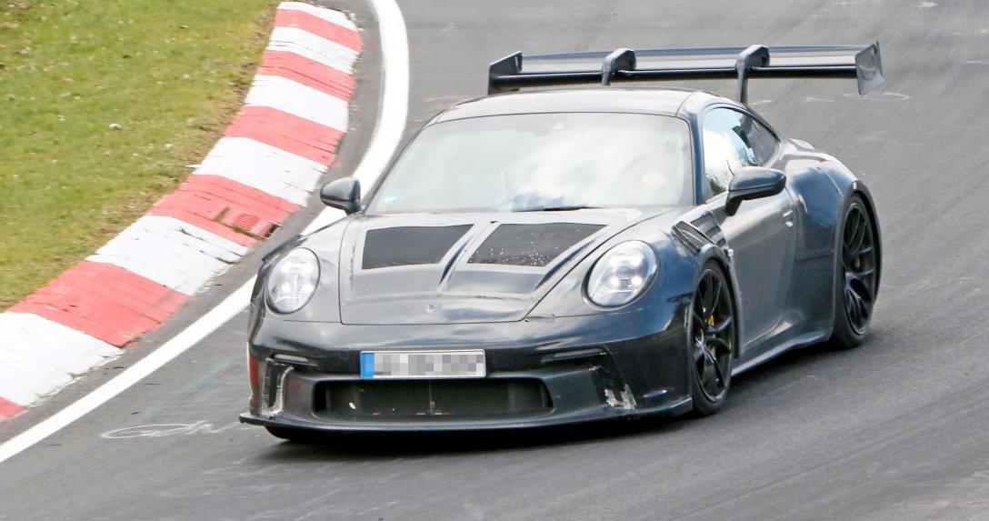 530 KM bez turbodoładowania – Porsche 911 GT3 RS