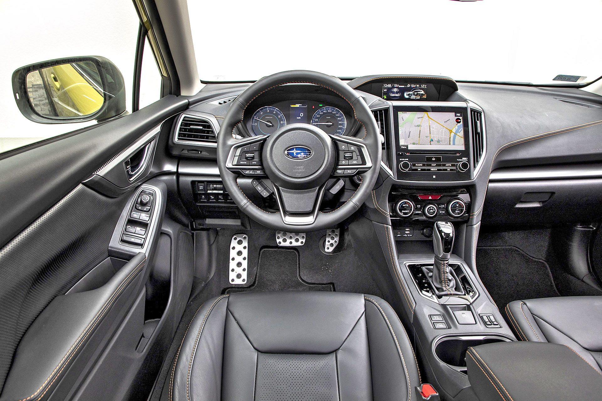 2021 Subaru XV 2.0i e-Boxer (1)