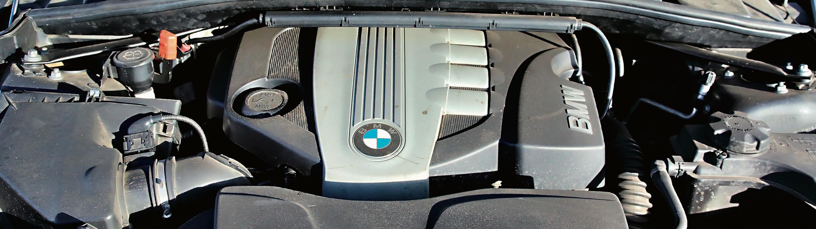 Silnik BMW N47