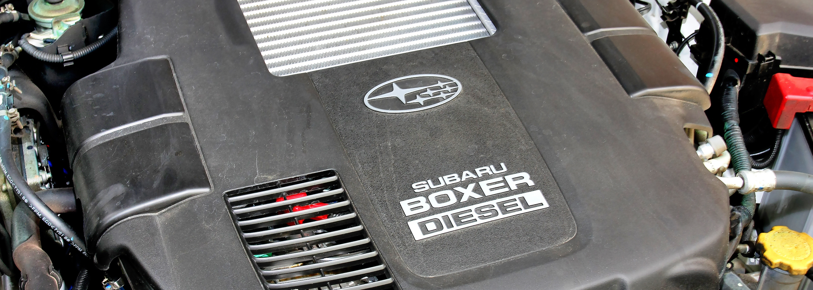 Silnik Subaru Boxer Diesel