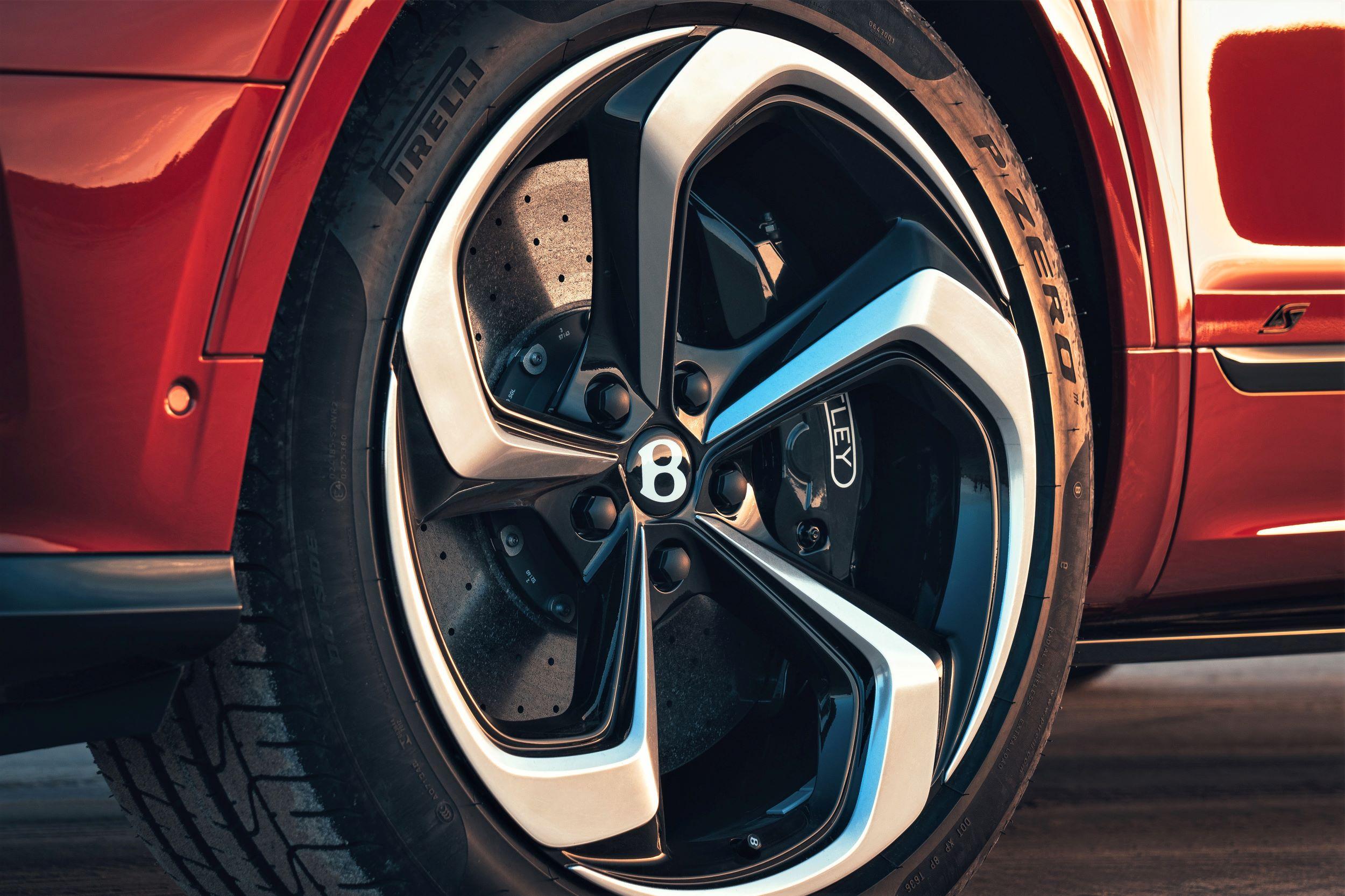 Bentley Bentayga S koło