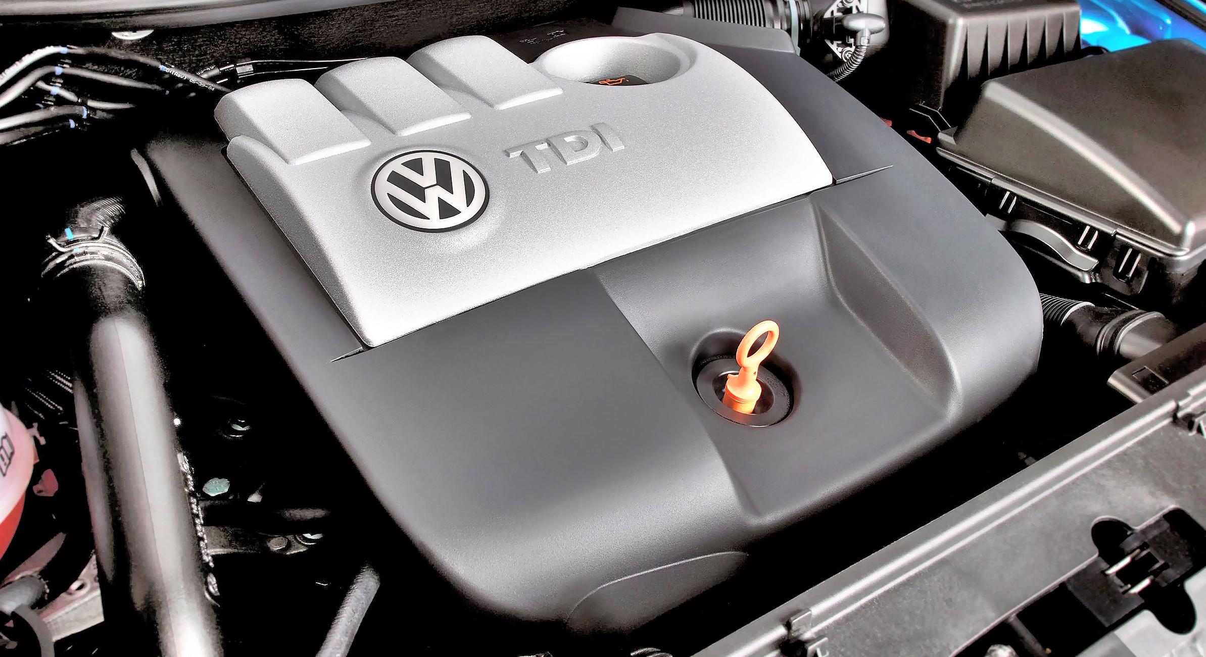 Silnik VW 1.4TDI