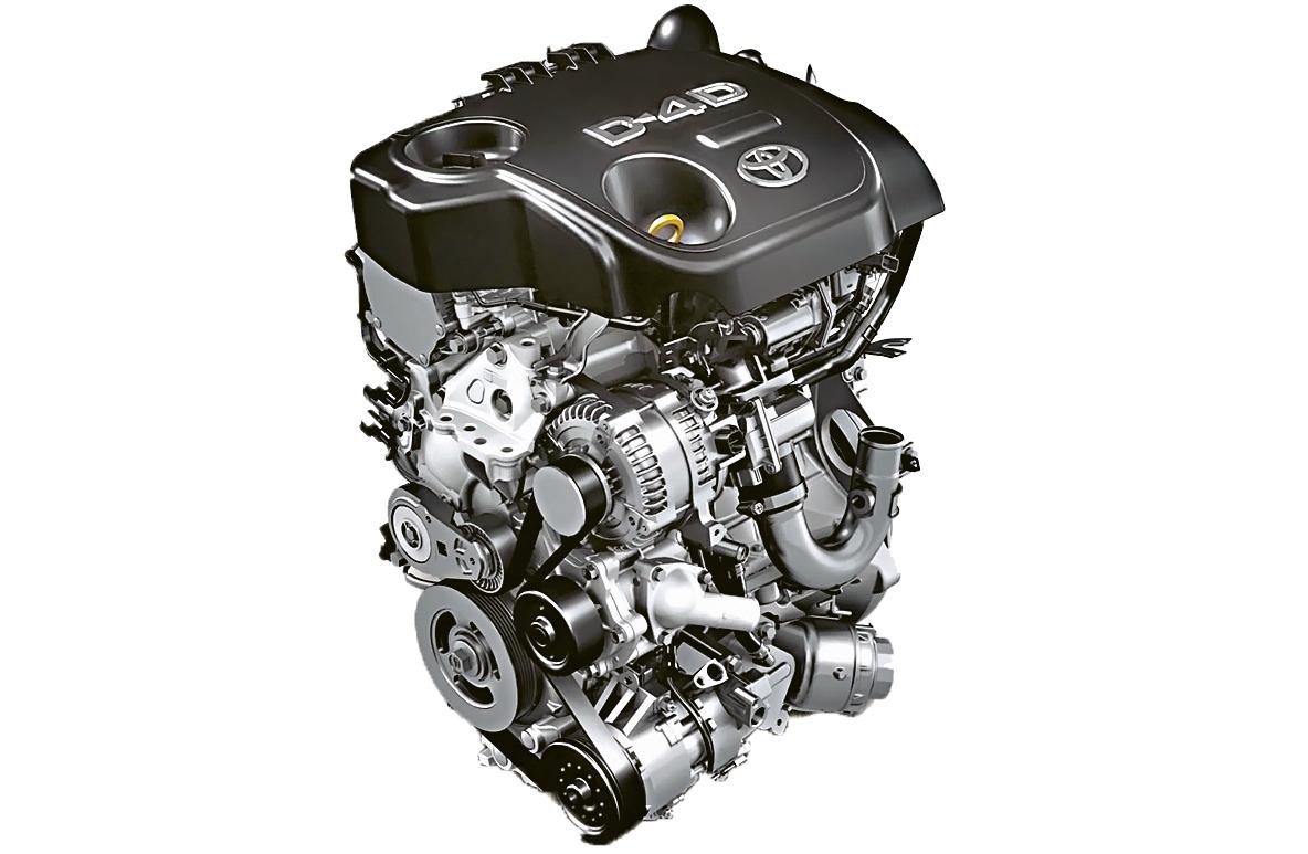 silnik Toyota 1.4 D-4D