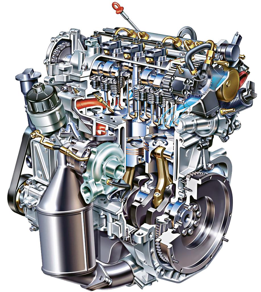 1.3 Multijet silnik