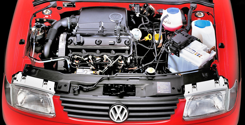 Silnik VW SDI