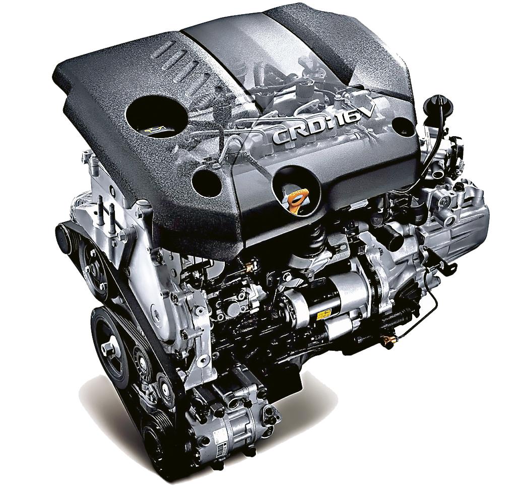 Hyundai-16-CRDi silnik