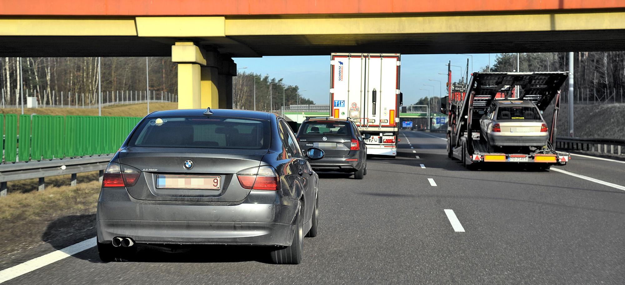 auta naautostradzie