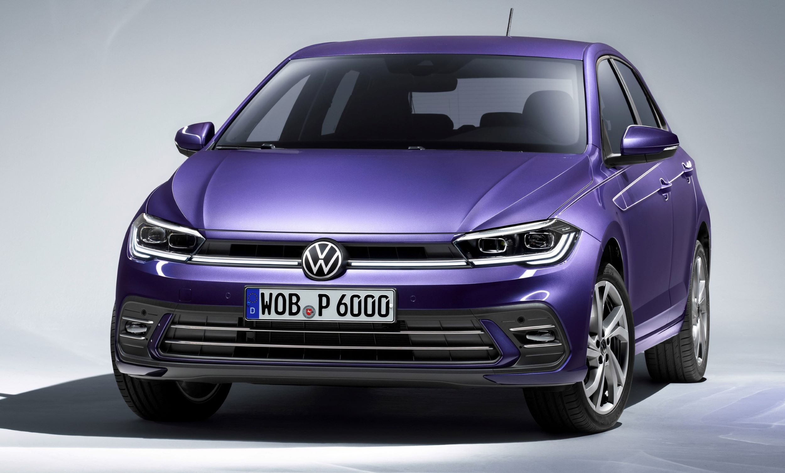 Volkswagen Polo przód