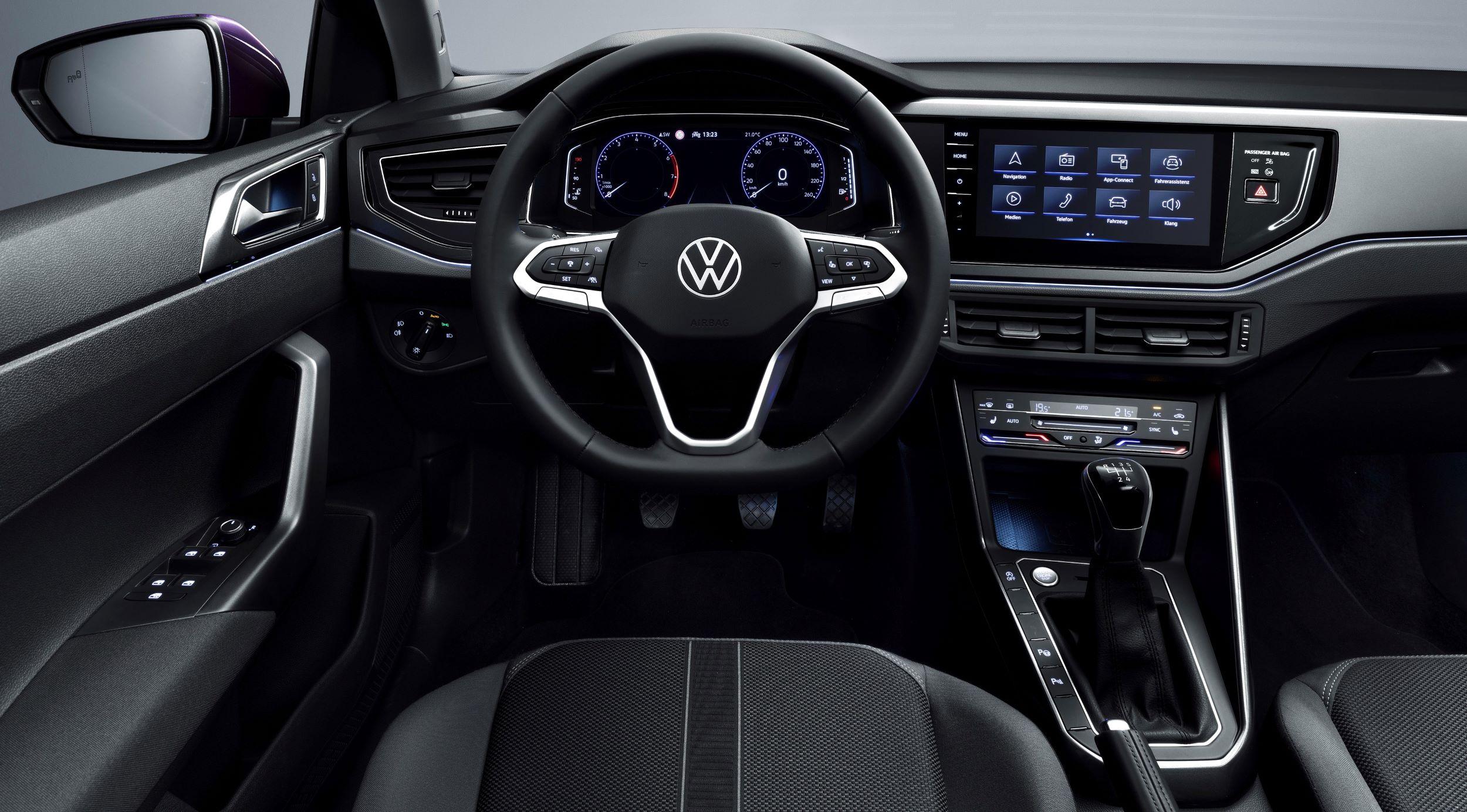 Volkswagen Polo deska