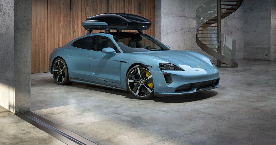 Porsche box dachowy