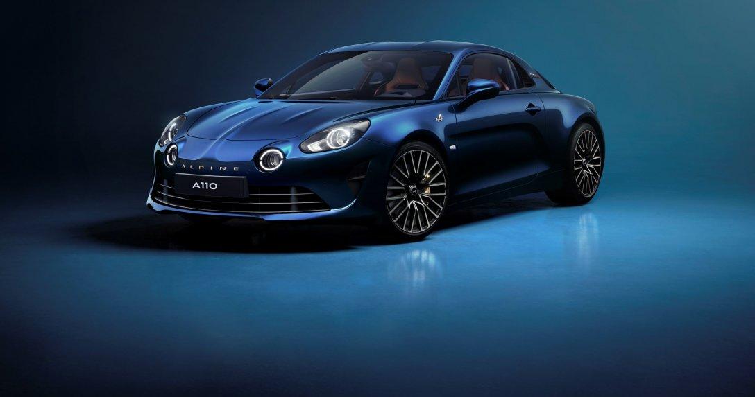 300 sztuk na Europę – Alpine A110 Legende GT 2021