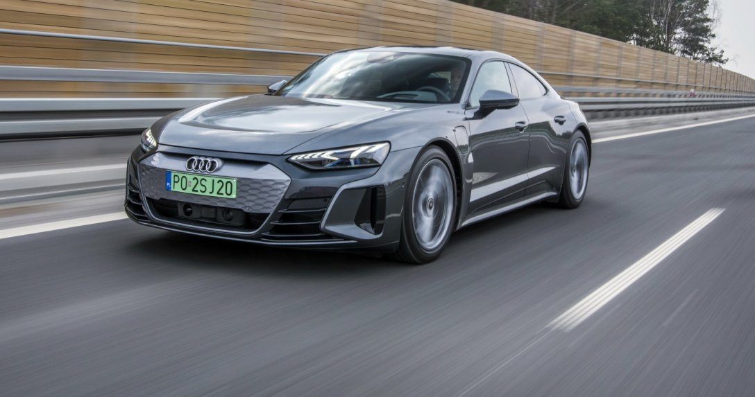 Audi e-tron GT quattro – test